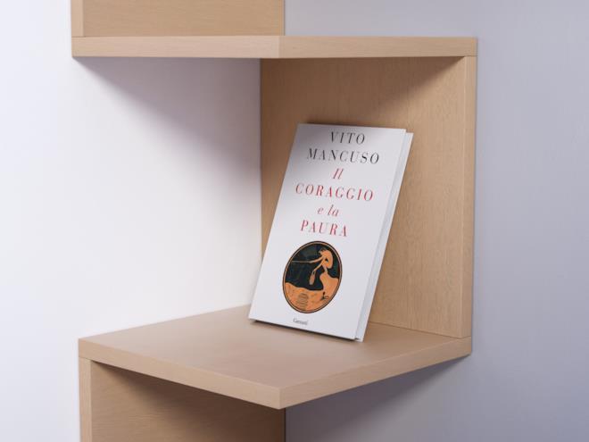Il coraggio e la paura libro
