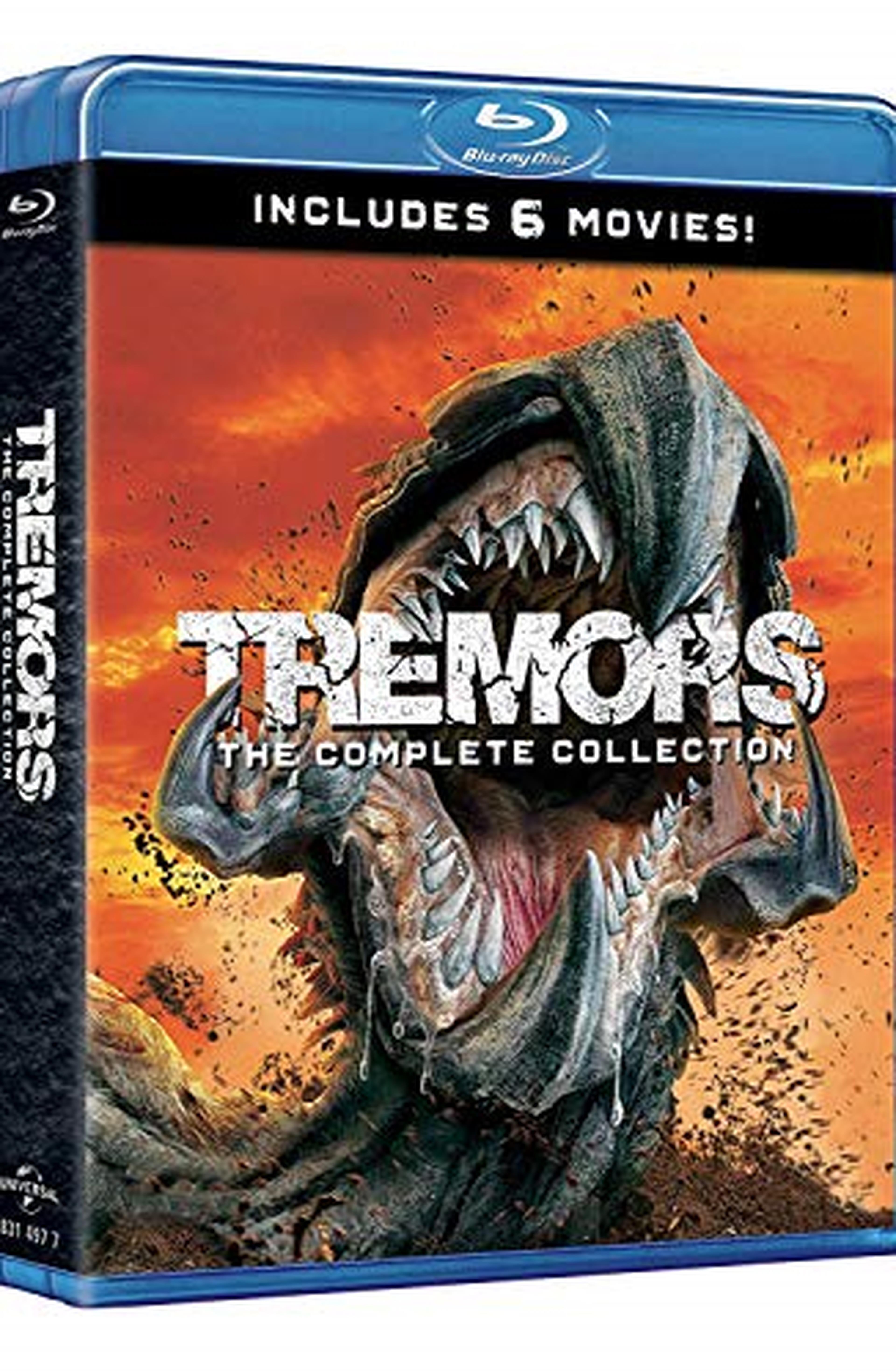Tremors 1,6 (Box 6 Br)