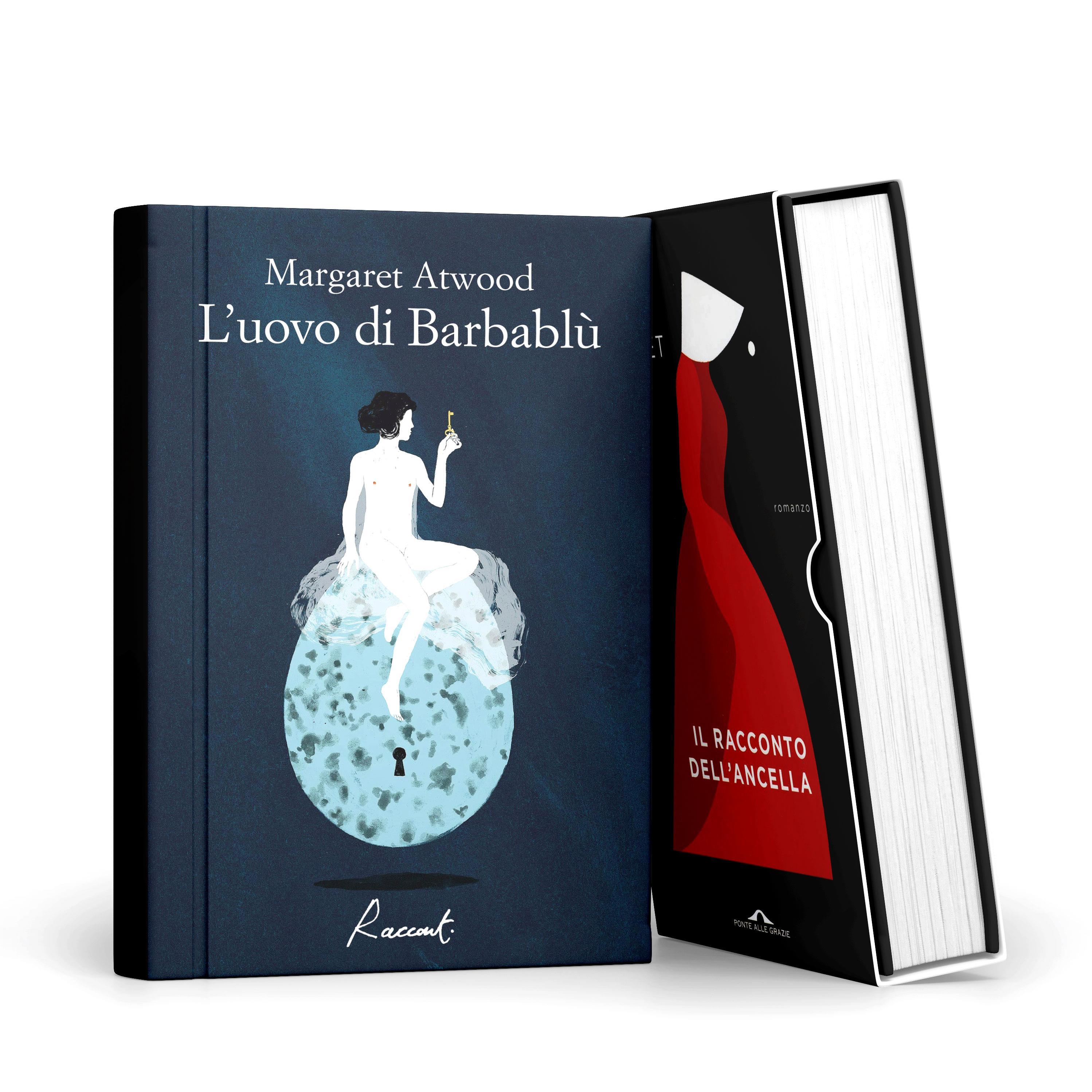 Le uova di Barbablù e Il racconto dell'ancella di Margaret Atwood