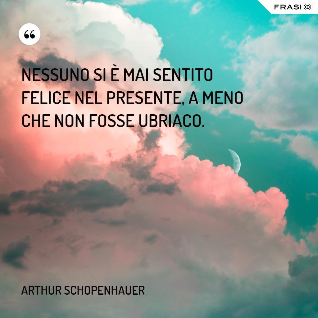 Frasi sul tempo filosofiche Schopenhauer