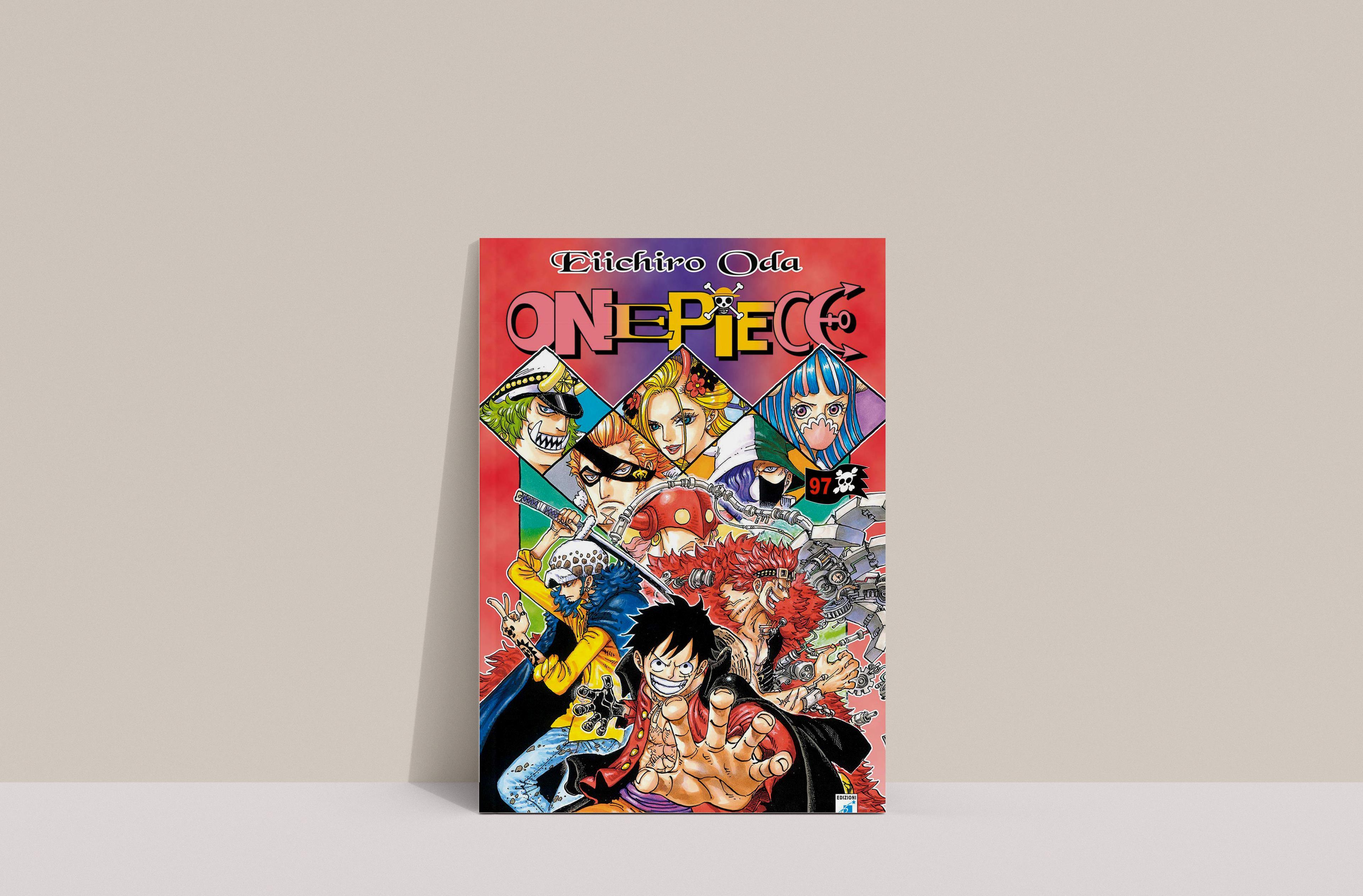 One Piece, il manga dei record