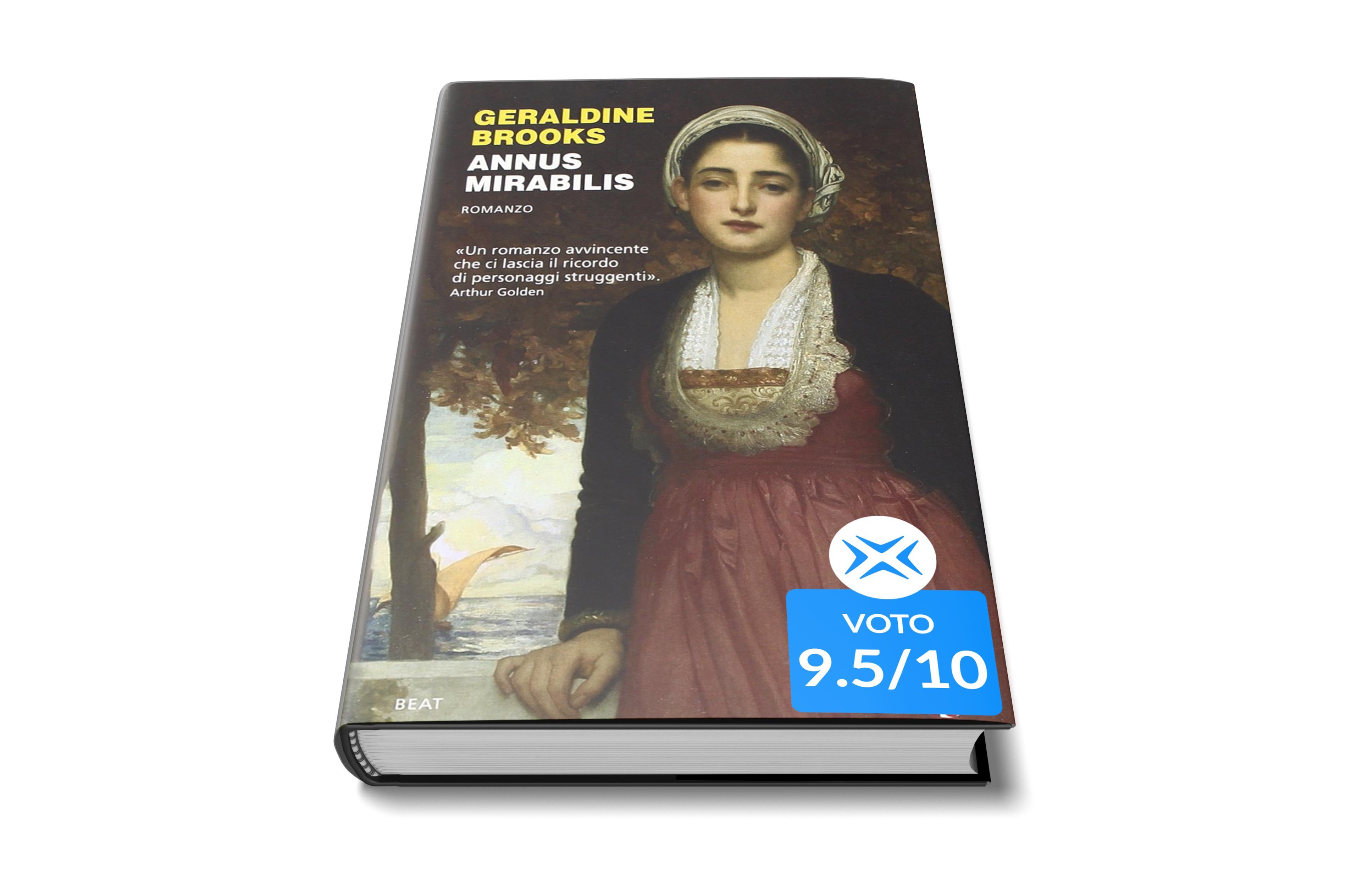 Annus Mirabilis, cover del libro