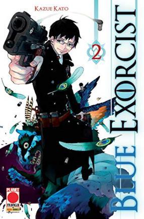 Blue Exorcist N° 2 - Ristampa - Planet Manga - Panini Comics - ITALIANO #MYCOMICS