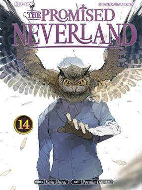 The promised Neverland: 14