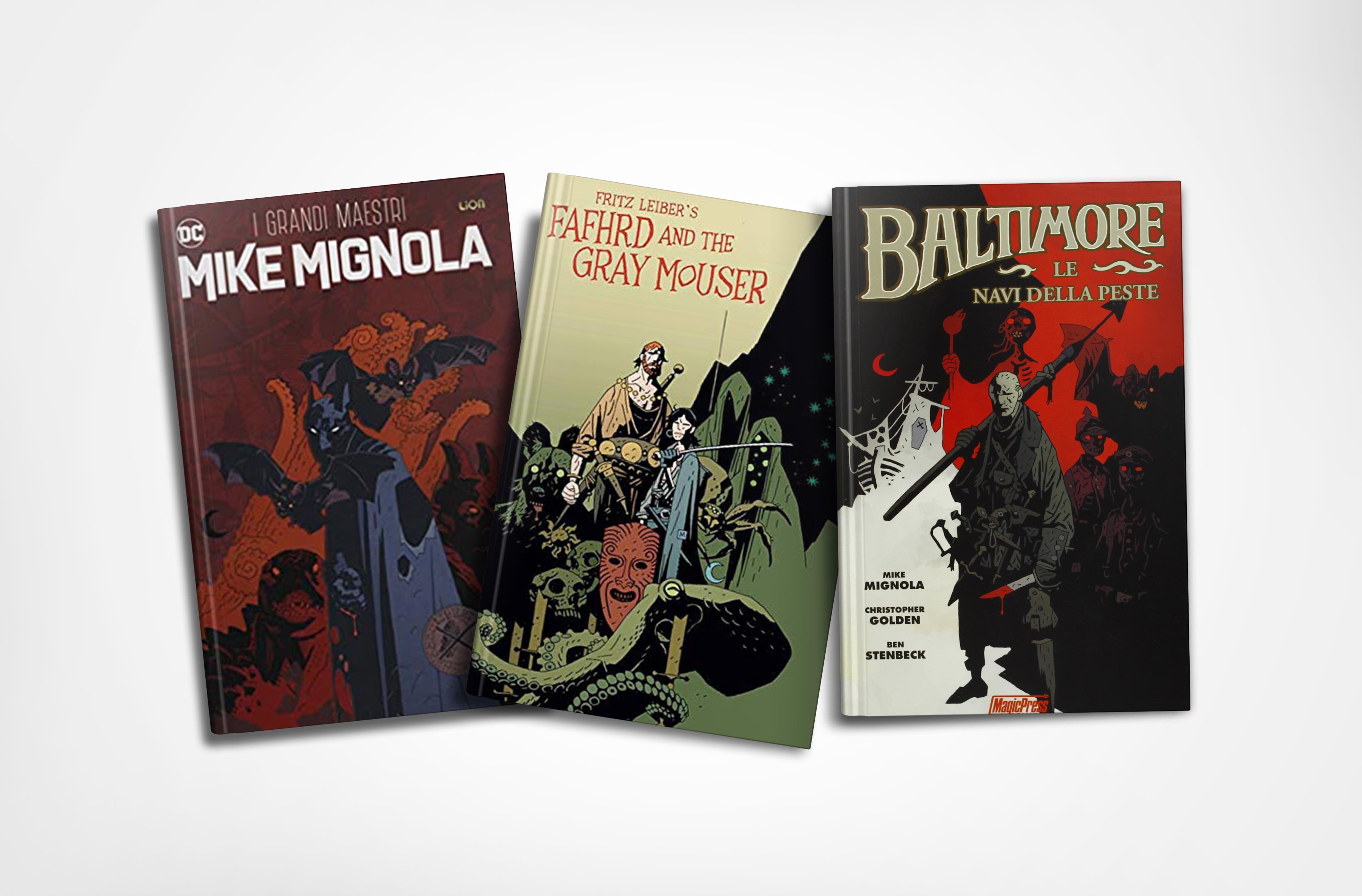 Oltre Hellboy: gli altri lavori di Mike Mignola