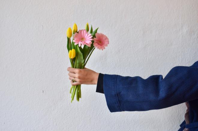 Regalare fiori come piccola attenzione per partner