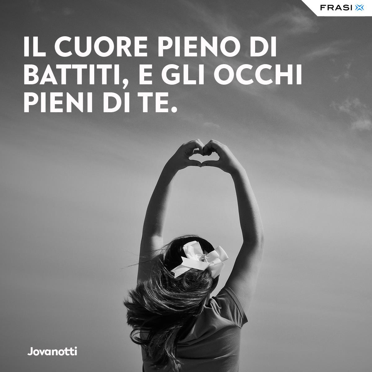 Aforismi amore Jovanotti
