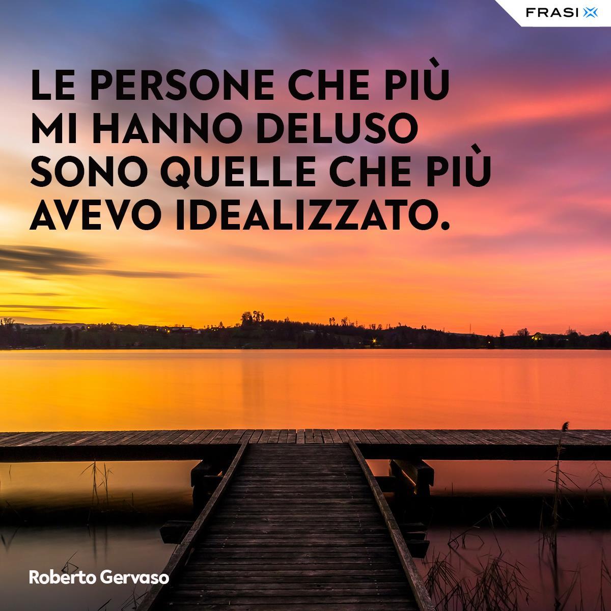 Frasi depresse amicizia Roberto Gervaso