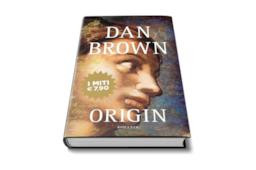 Lo scrittore Dan Brown