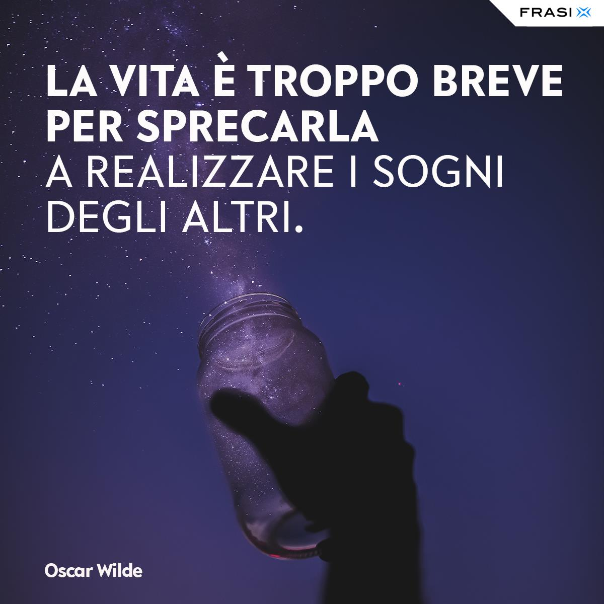 Frasi sul tempo libri Oscar Wilde