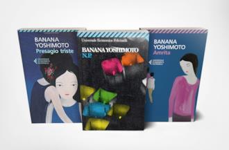 Banana Yoshimoto in cinque romanzi