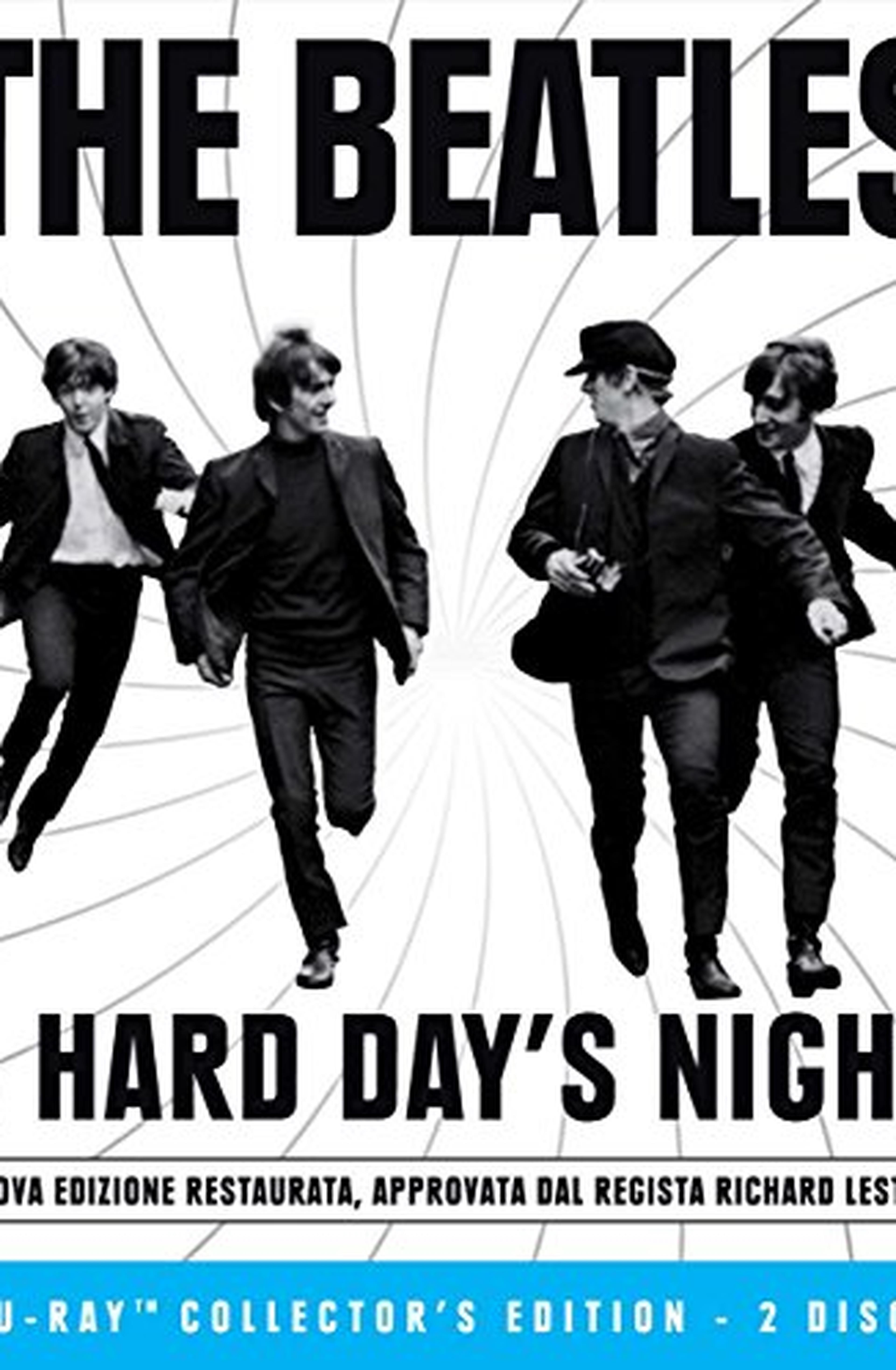 A Hard Day's Night (CE) (2 Blu-Ray+Booklet)