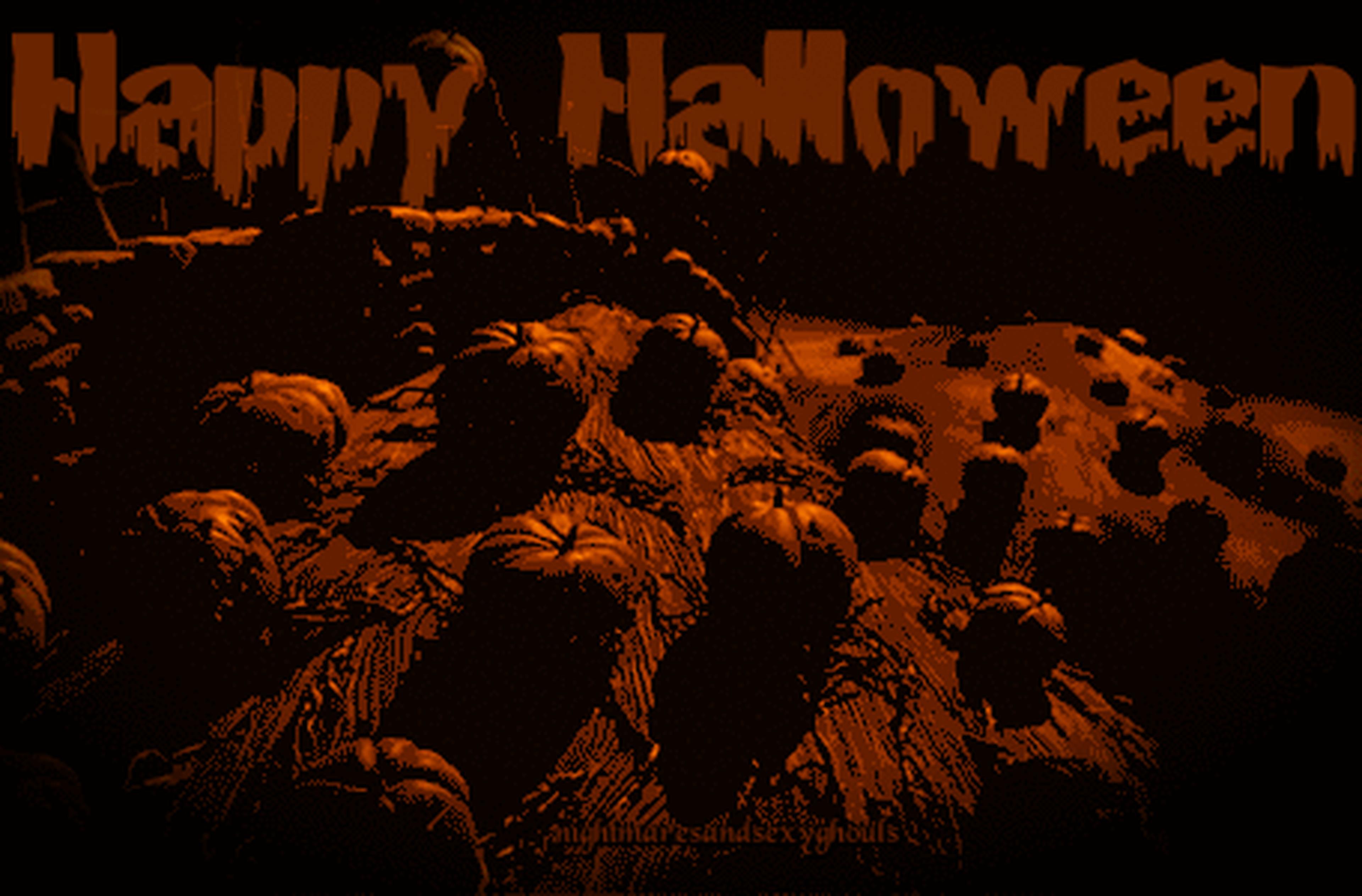 Le migliori immagini di Halloween da scaricare gratis - una GIF di Halloween