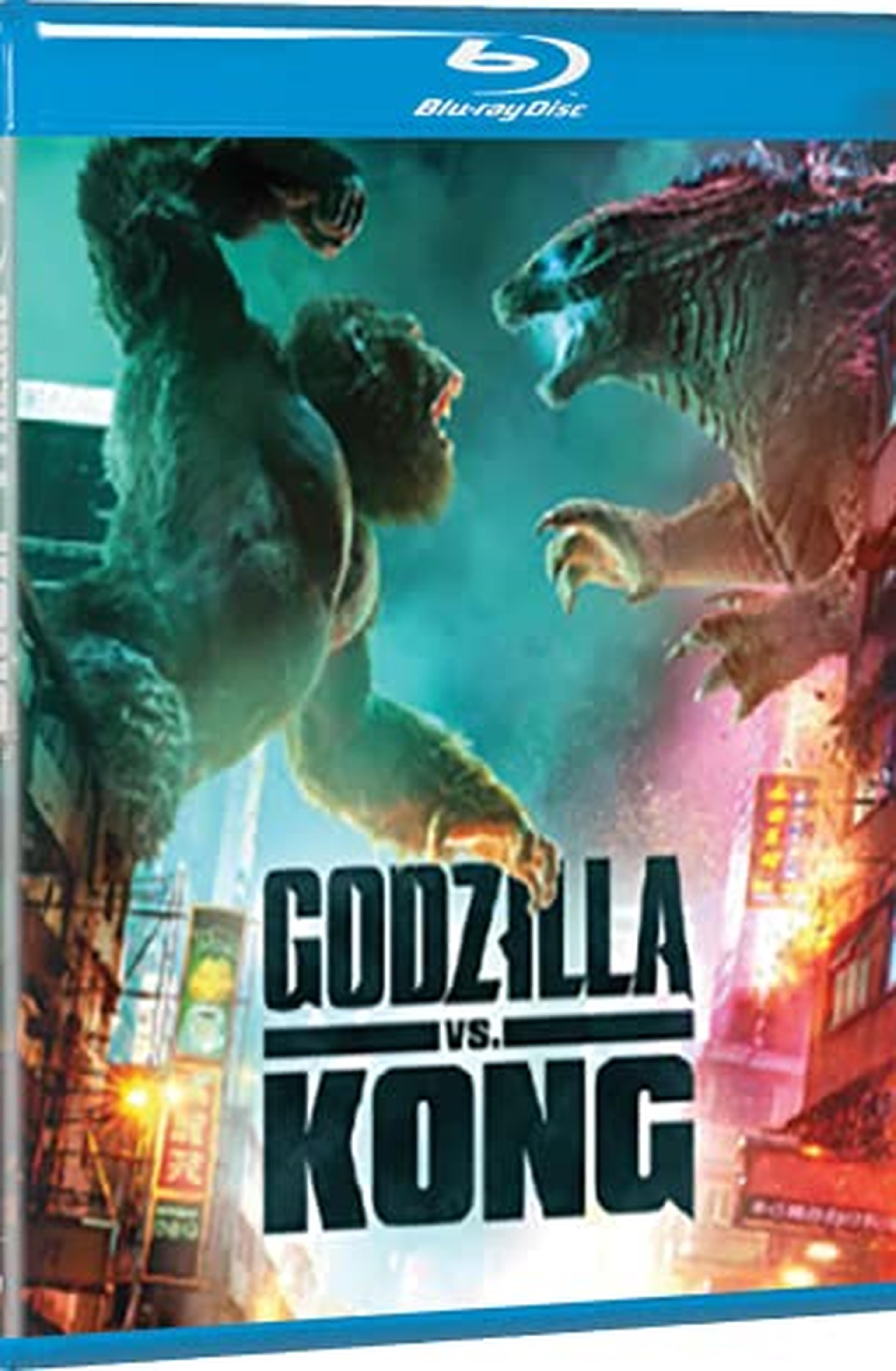 Godzilla vs Kong (BS)