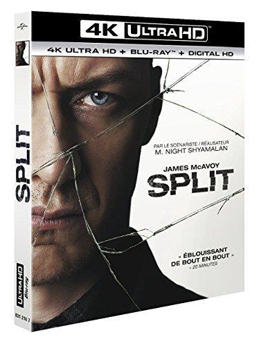Split 4k ultra hd