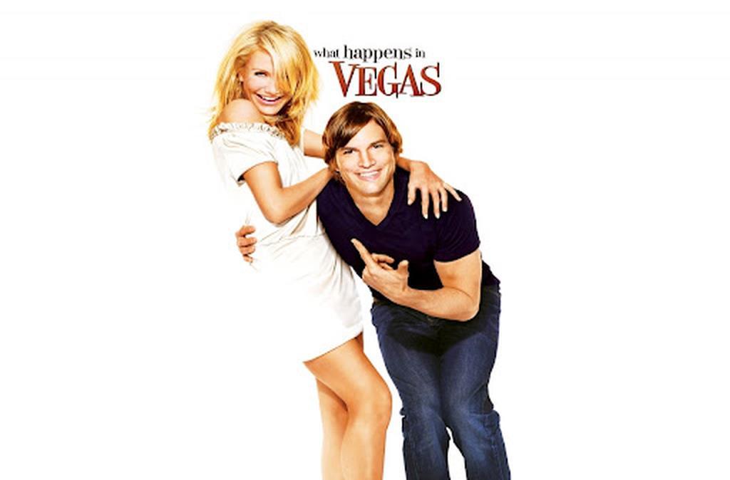 Notte brava a Las Vegas, locandina del film