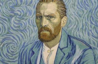 Copertina Loving Vincent Frasi