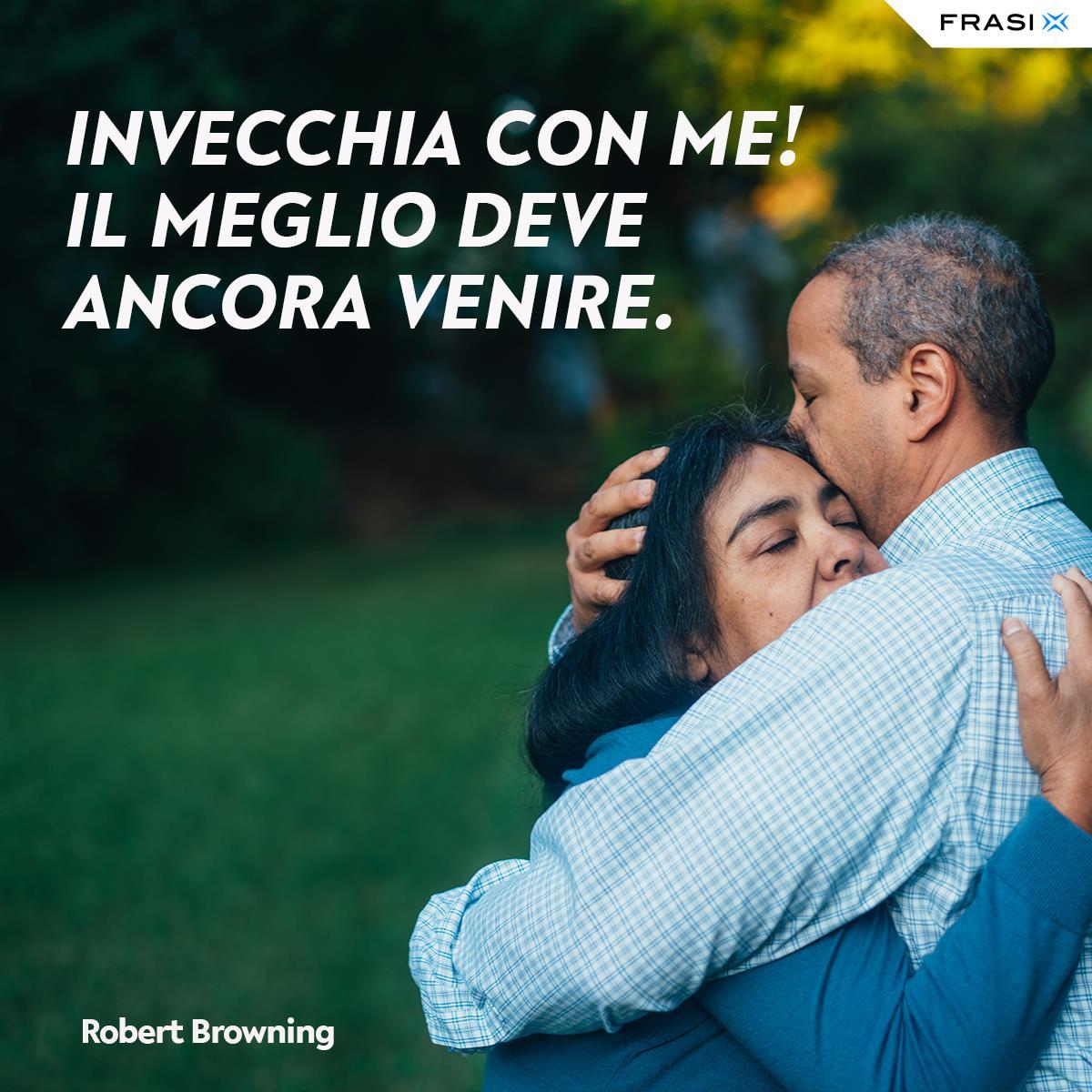 Dedica amore eterno Robert Browning