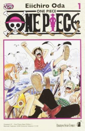 One piece. New edition: 1