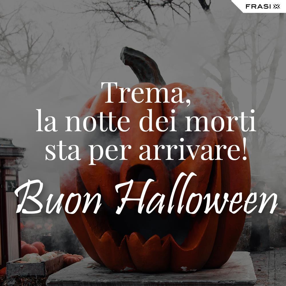 Buon Halloween frasi auguri