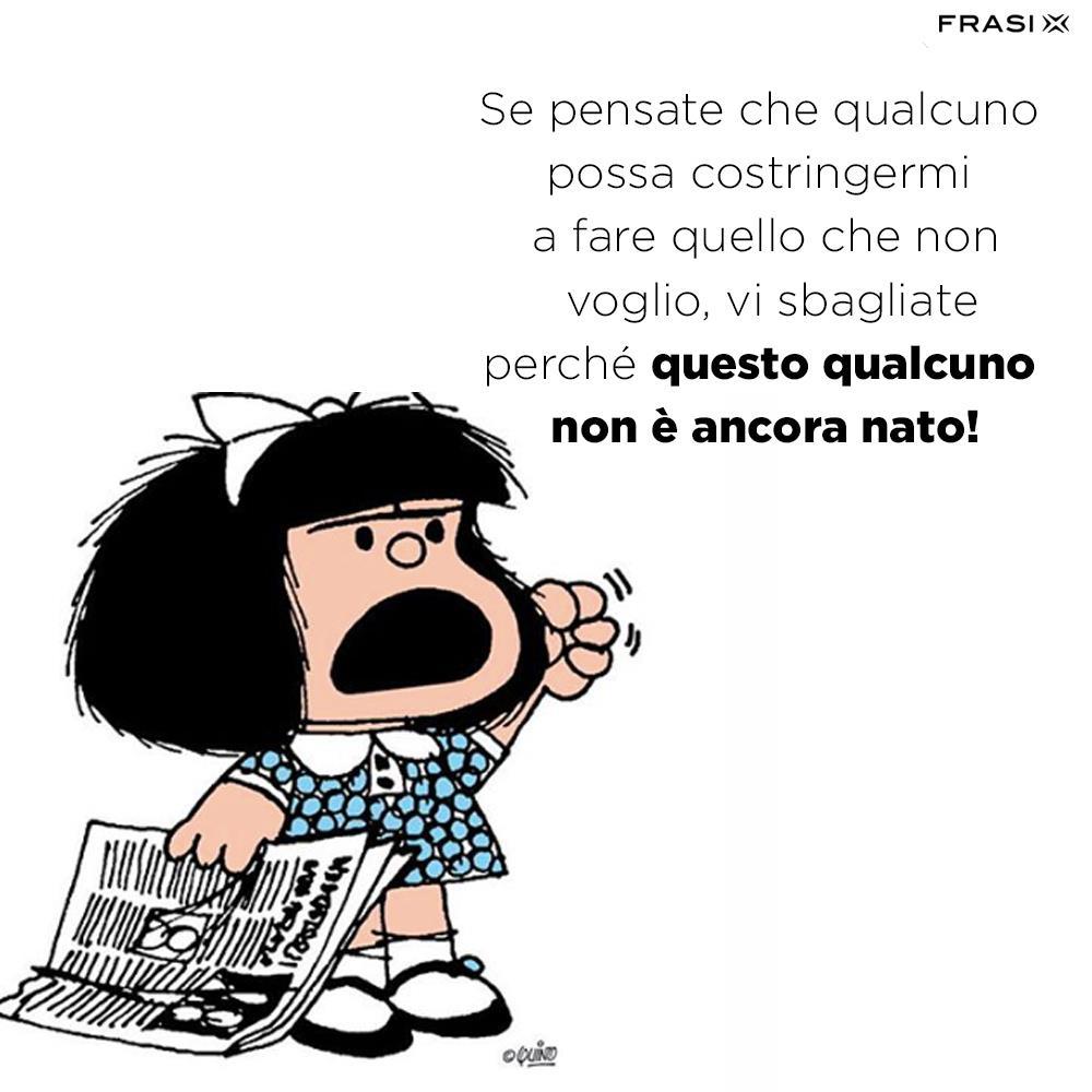 Frasi belle Mafalda