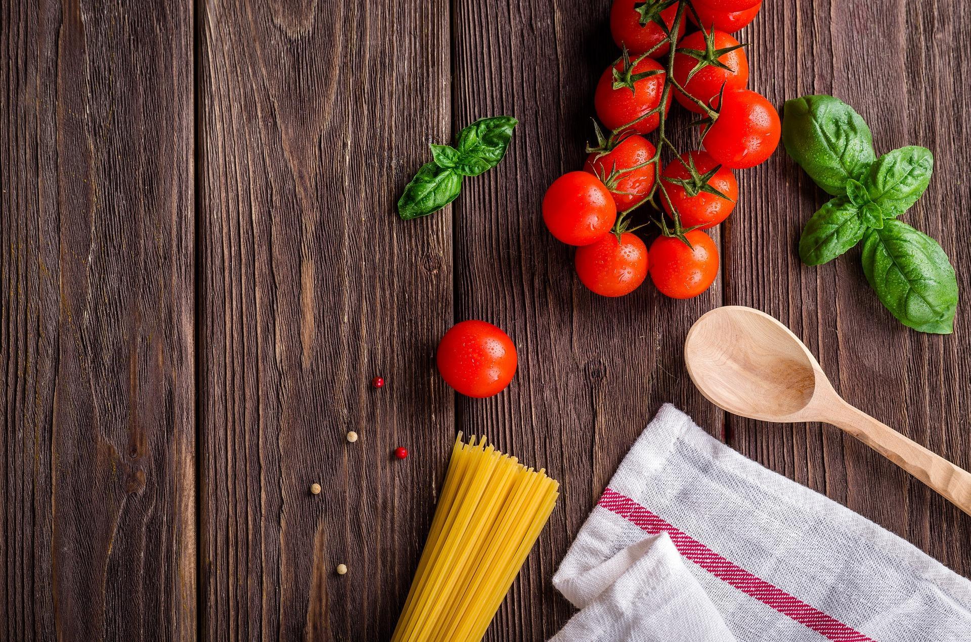 Spaghetti e pomodori dieta dukan