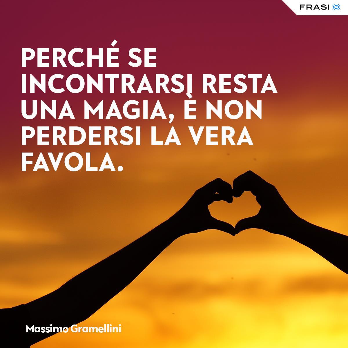 Frasi d'amore eterno Massimo Gramellini