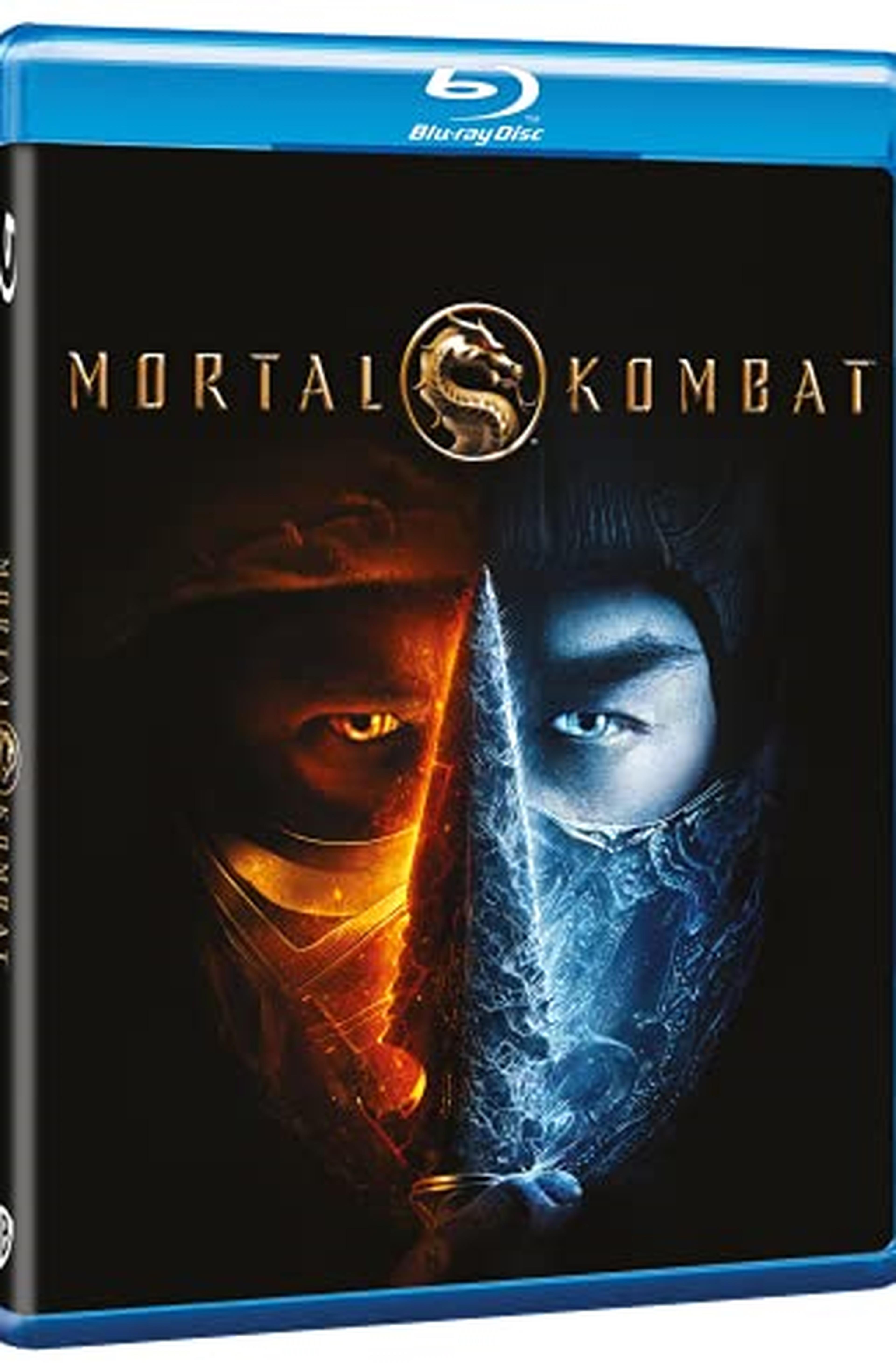 Mortal Kombat (Blu Ray)