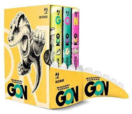 Gon. Collection box. Ediz. speciale: Gon: 1-3