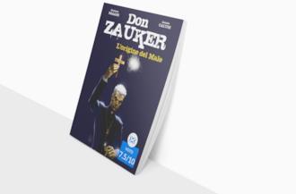 La copertina di Don Zauker – L'origine del male