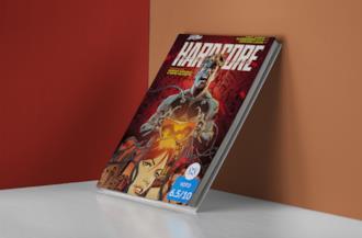 La copertina di Hardcore volume 1