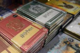 I libri di Harry Potter