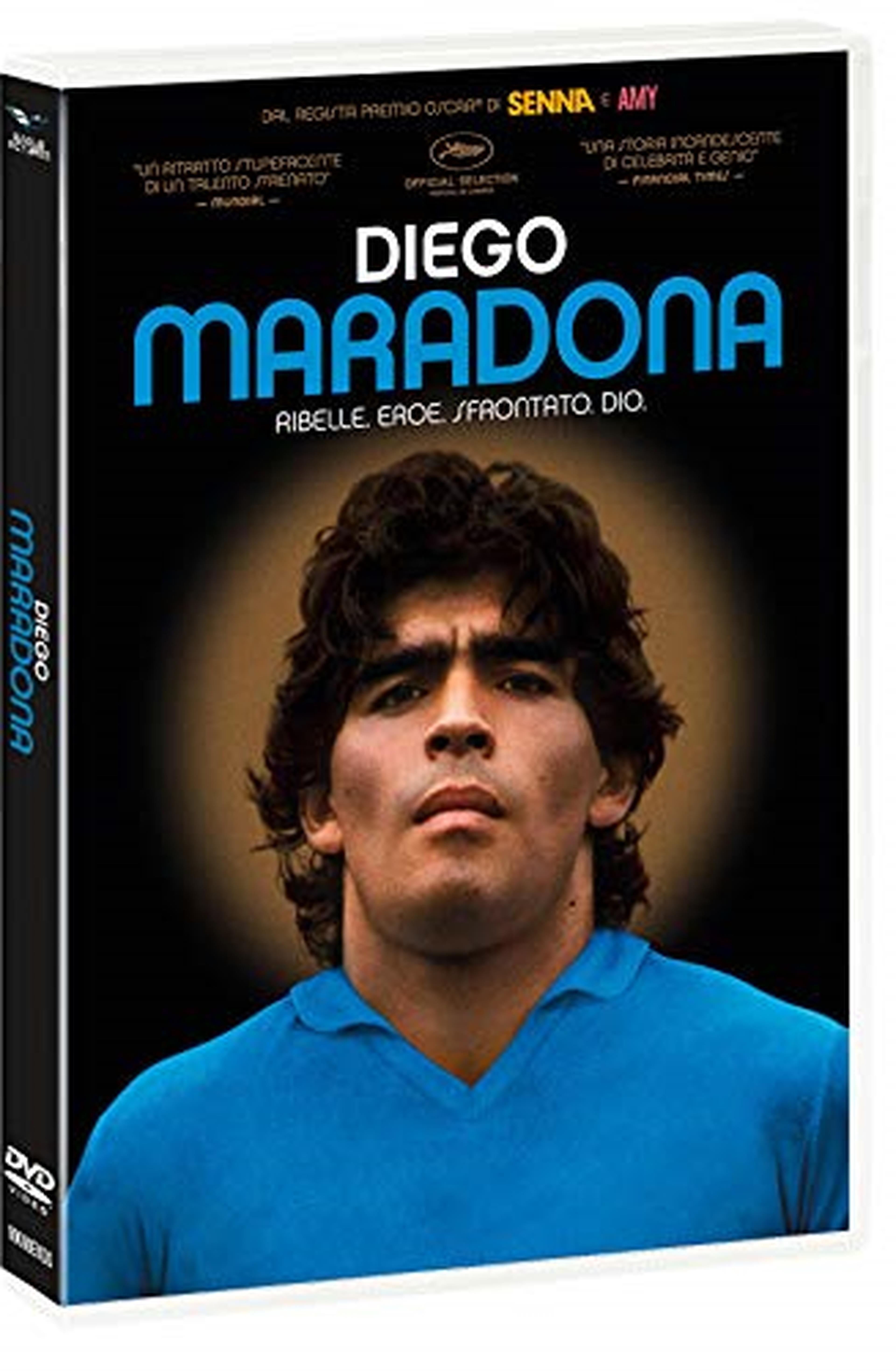 Diego Maradona (Box 2 Dv)+ Booklet + Card