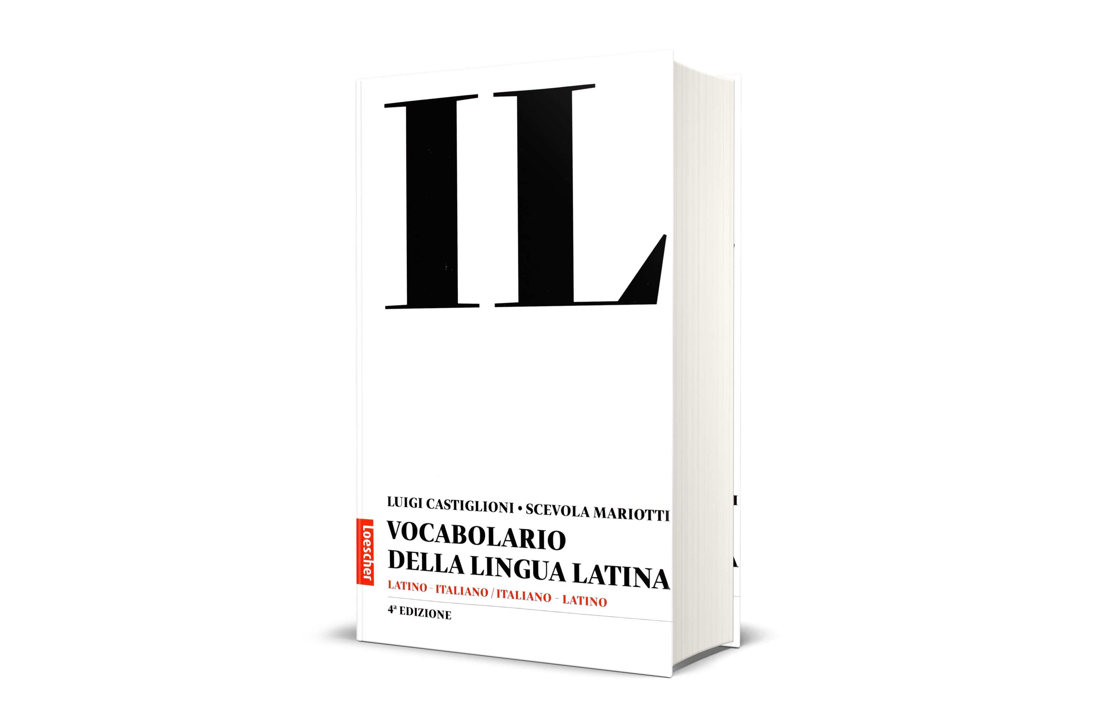 Dizionario Latino  Loescher