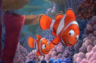 Copertina Alla ricerca di Nemo frasi