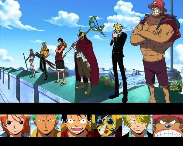 One Piece la ciurma al salvataggio di Nico Robin