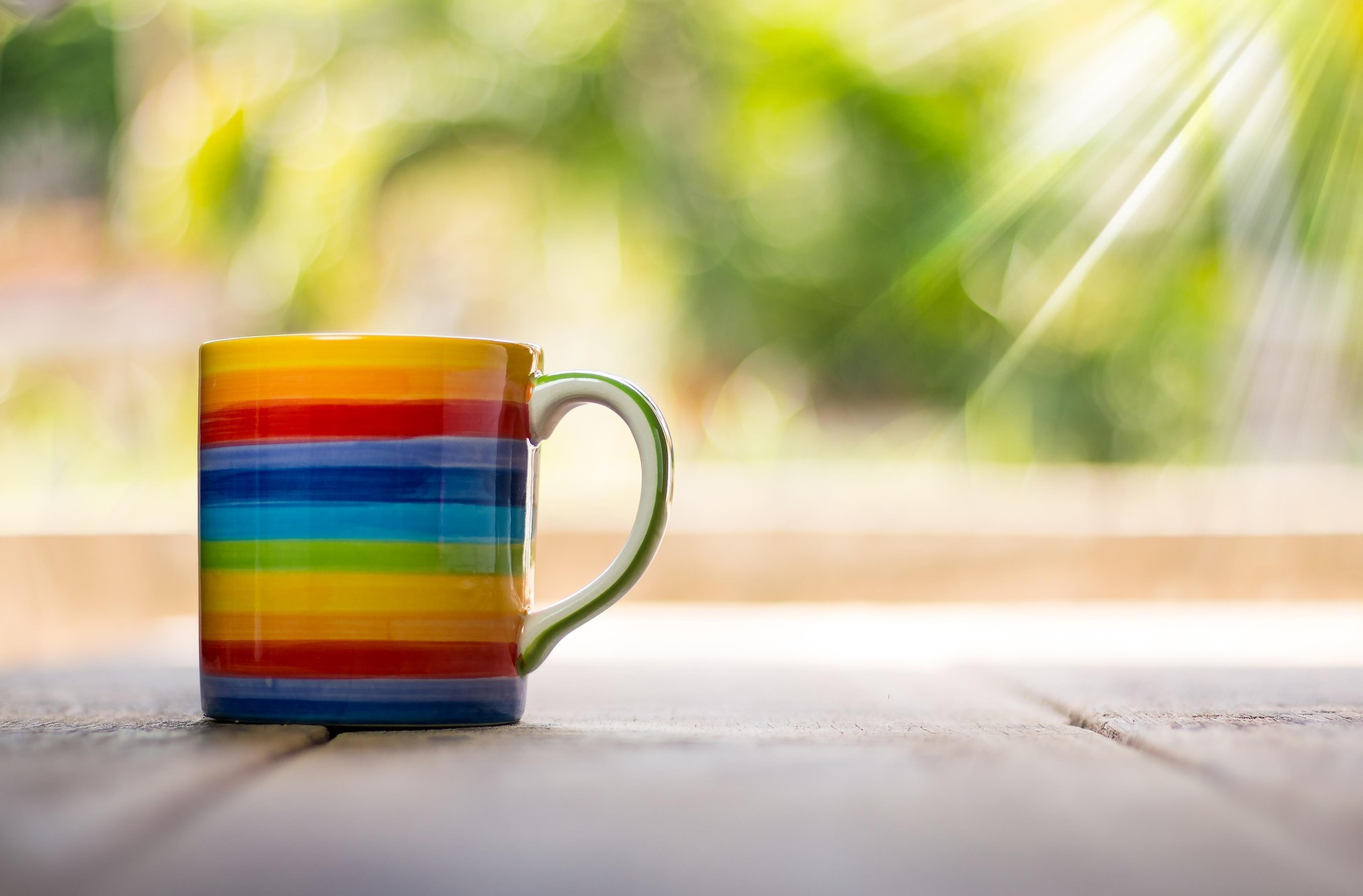 Tazza caffè del buongiorno