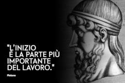 Copertina Platone frasi