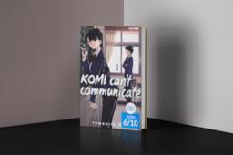 Cover del fumetto Komi Can't Communicate