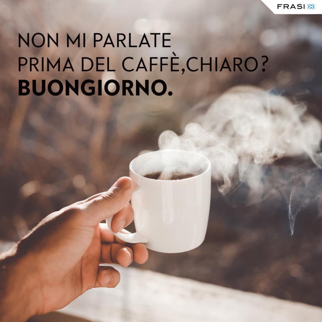 Immagini nuove del buongiorno con caffè