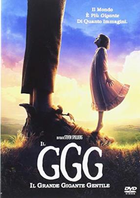 Il Ggg - Il Grande Gigante Gentile (dvd)