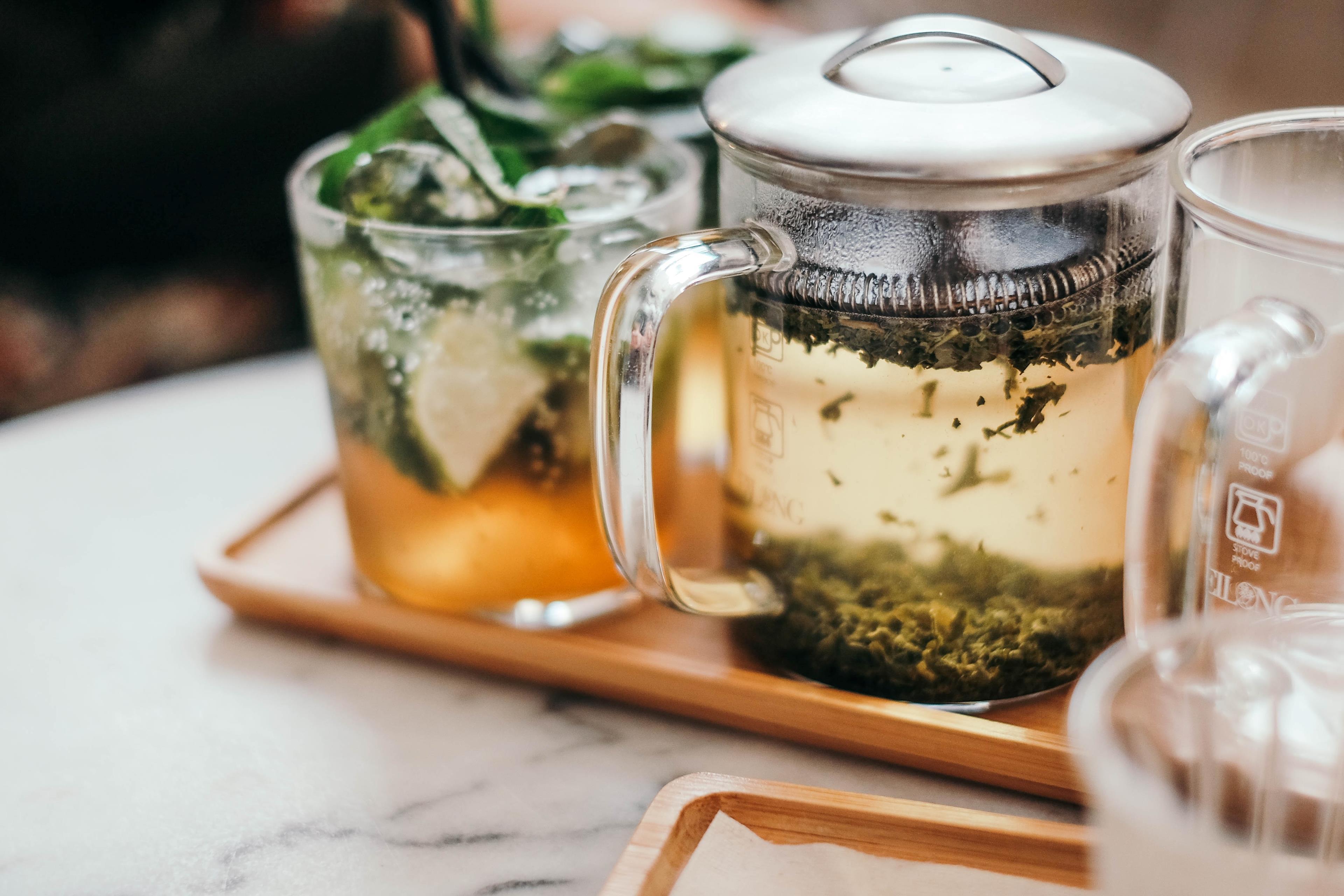 Tè Detox caraffe