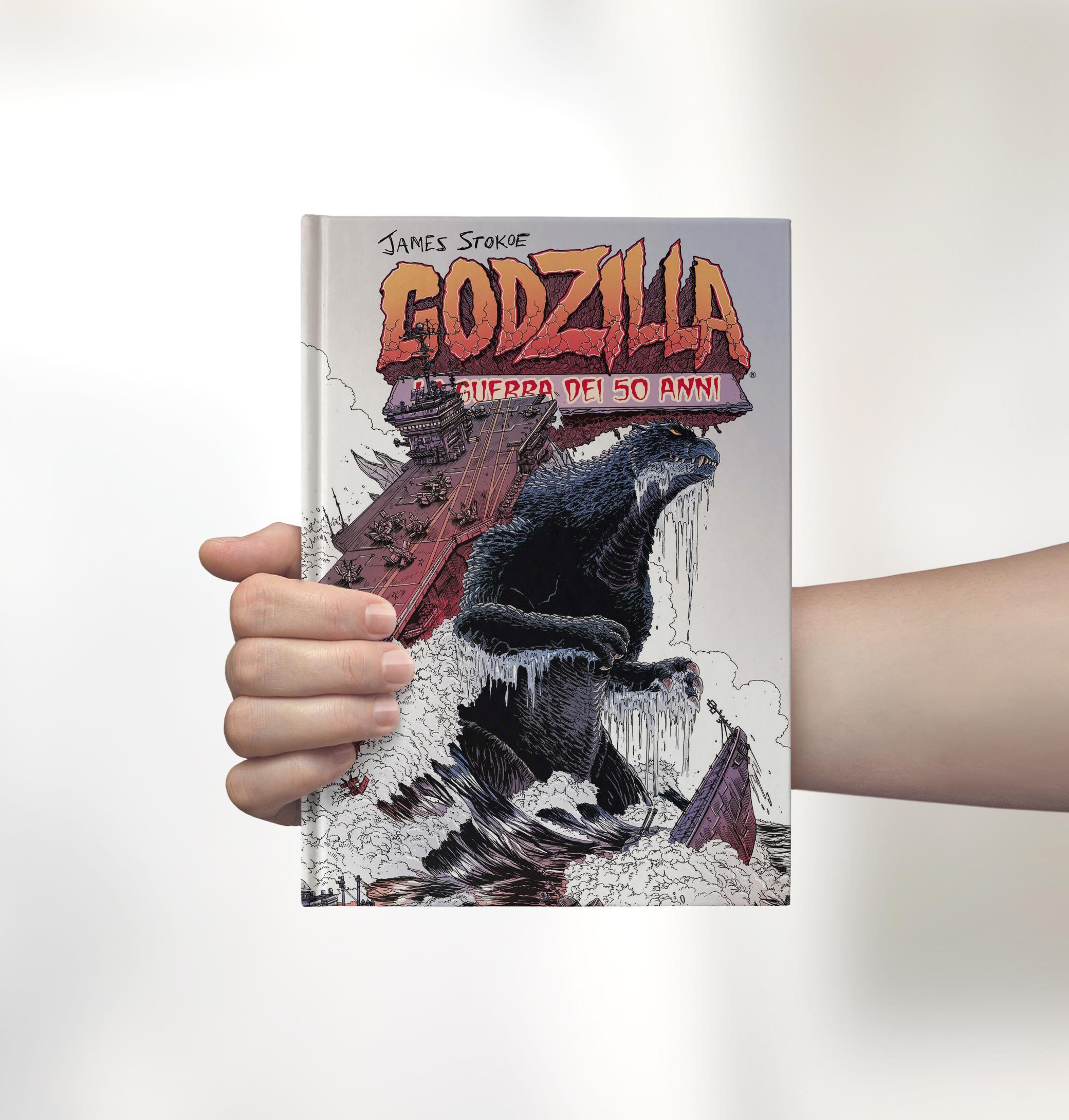 Godzilla - La guerra dei 50 anni. il fumetto
