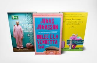 Jonas Jonasson e i suoi assurdi romanzi