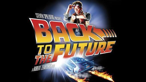 Ritorno al futuro locandina film