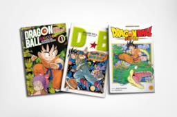 Dragon Ball, il manga di Akira Toriyama