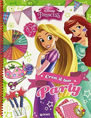 Crea il tuo party. Disney princess