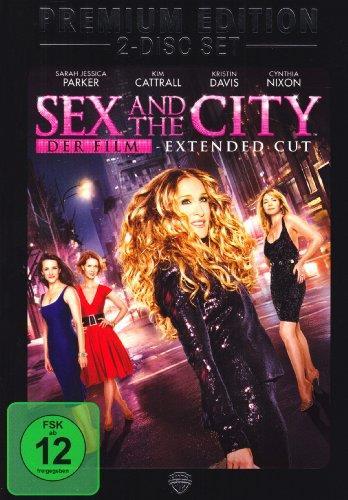 Sex and the City - Der Film/Premium Edition [Edizione: Germania]