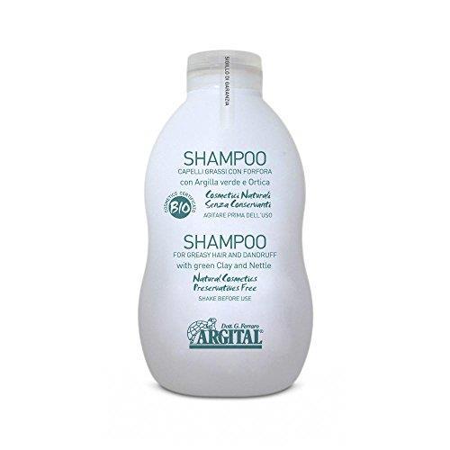 Argital Shampoo all'Ortica per capelli grassi o con forfora 500 ml
