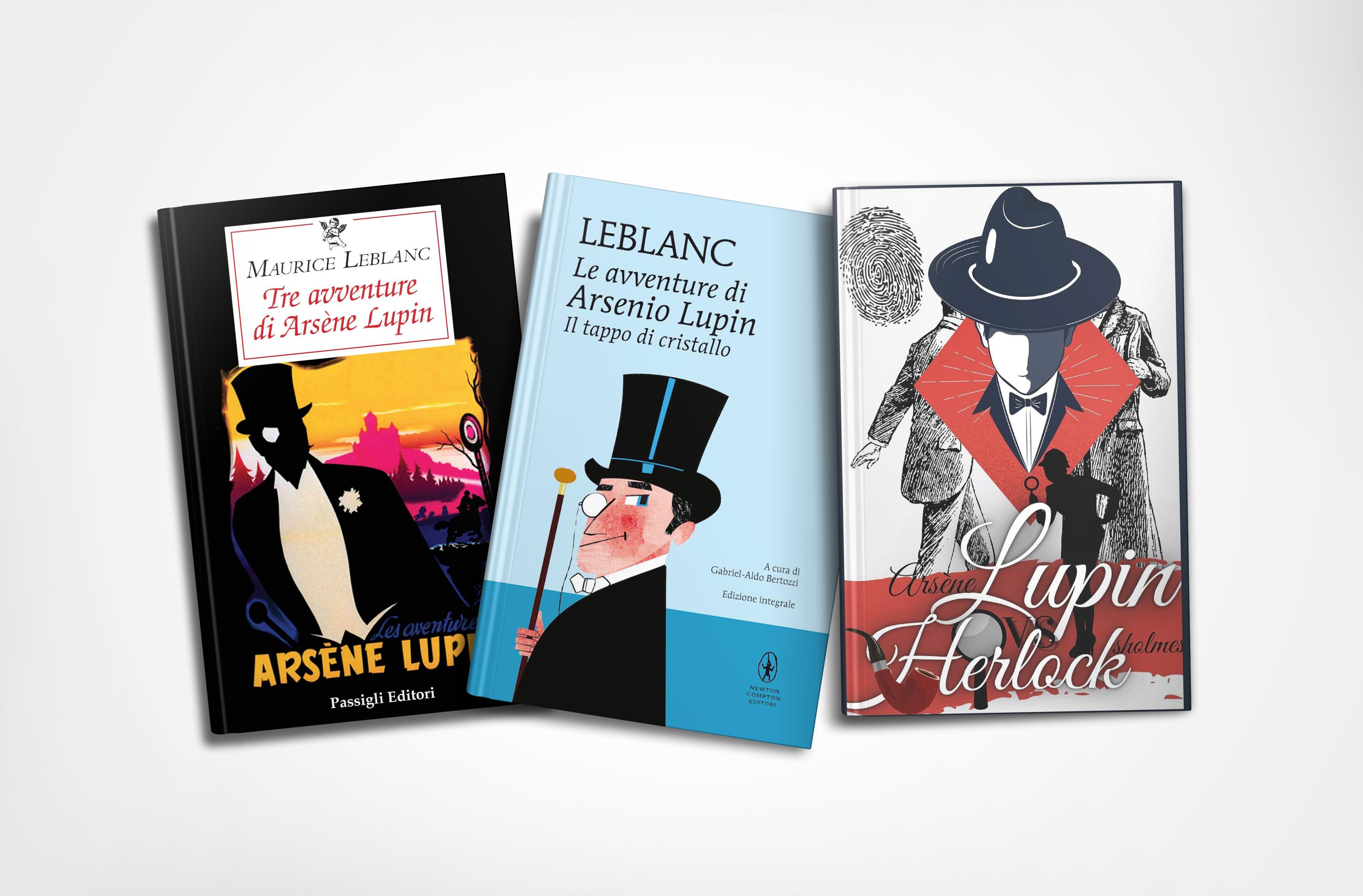 I migliori romanzi di Arsenio Lupin